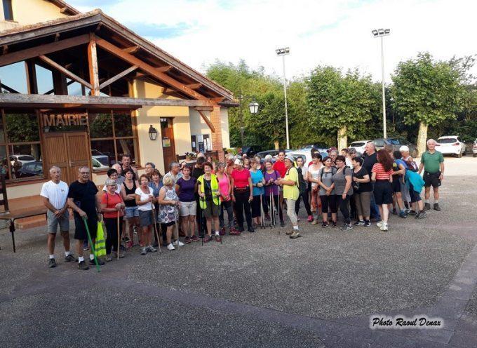 Saint-Araille : Les randonnées du mois de juillet