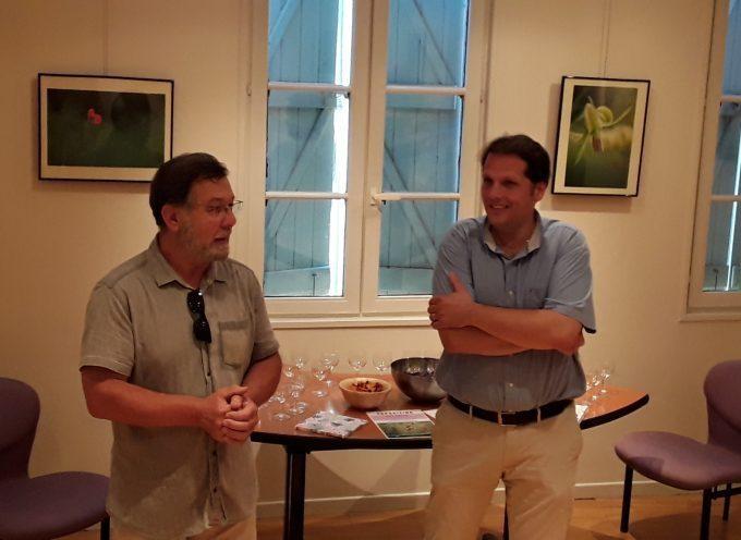 Alain Gaboriau expose à l'Office de Tourisme de Saint-Gaudens