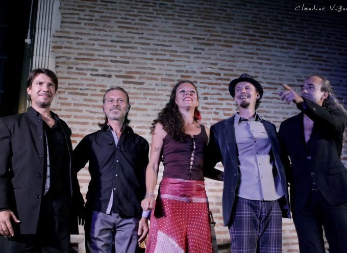Concert Via El Mundo à Aspet