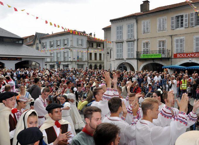 Montréjeau : 60e édition du festival de folklore !