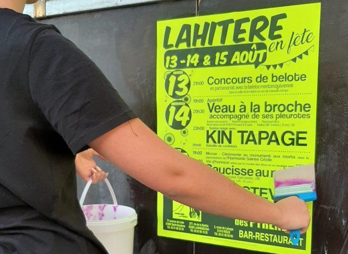 La fête locale de Lahitère