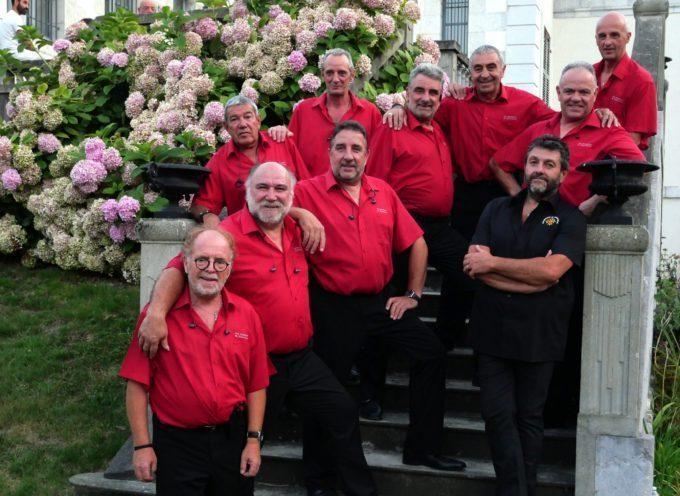Montréjeau : Apéro concert au GC avec les Chanteurs du Mont Royal