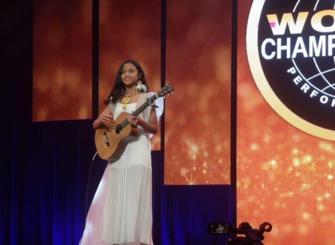 Maheva Raelison : À 17 ans, elle est sacrée championne du monde