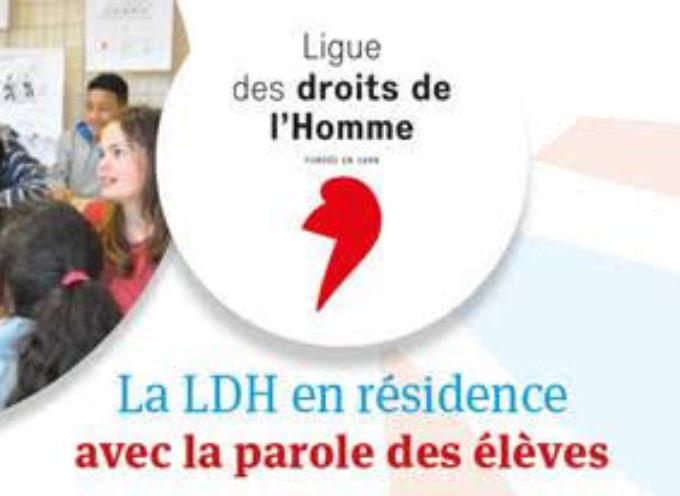 Devenez volontaire en service civique à la Ligue des droits de l'Homme de la Haute Garonne
