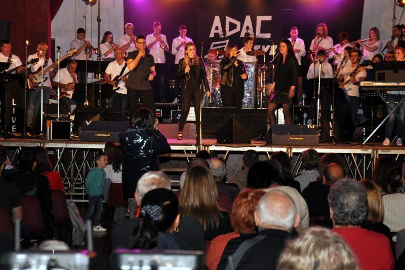 ADAC Live en concert