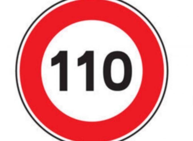L'autoroute A62 restera définitivement à 110 Km/h entre Toulouse et Saint-Jory