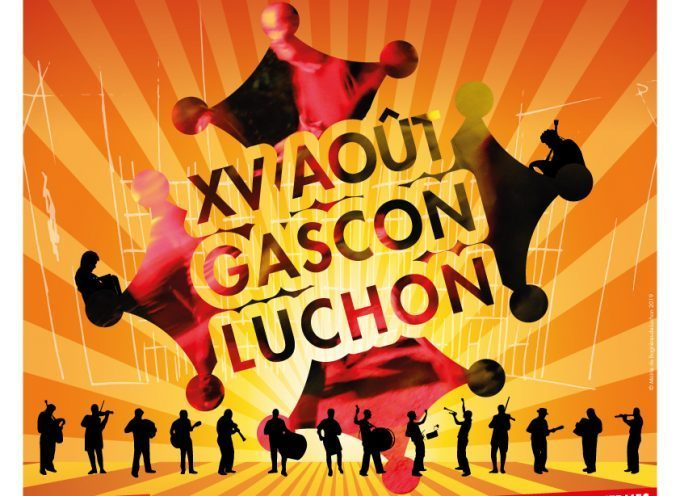 XV AOÛT GASCON ! la fête de LUCHON…