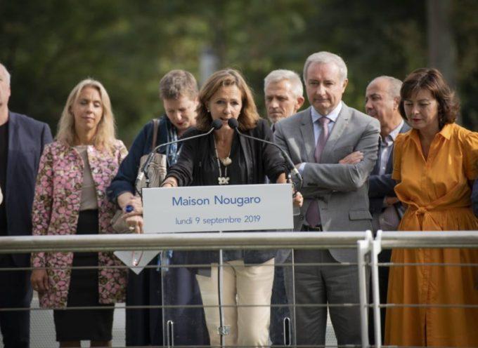 Inauguration de la Maison Claude Nougaro