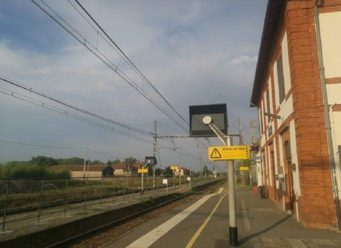 SNCF: Travaux de modernisation de l'axe Toulouse-Tarbes