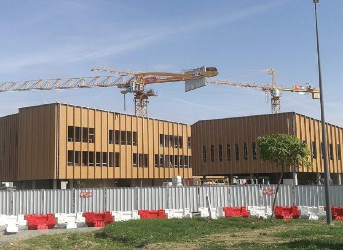 Cazères : Le futur lycée Martin Malvy prend tournure