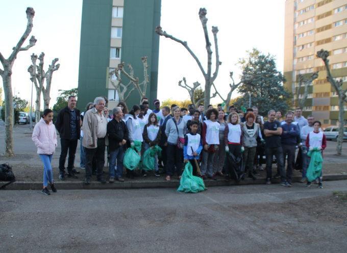 Les élèves de l'EREA collectent 980 kilos de déchets!