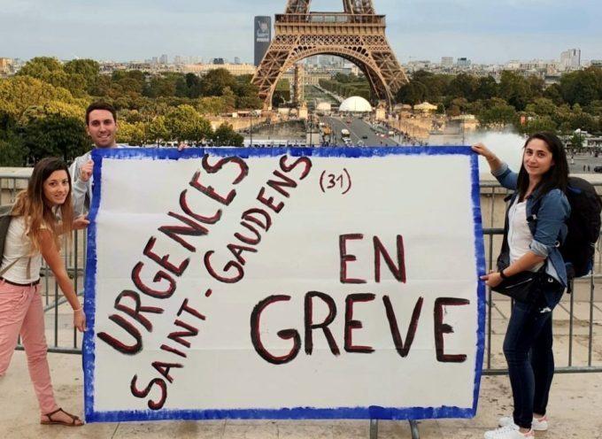 Saint- Gaudens :  Les Urgences à Paris