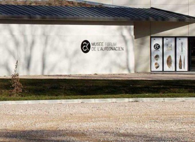 Le musée de l'Aurignacien est ouvert