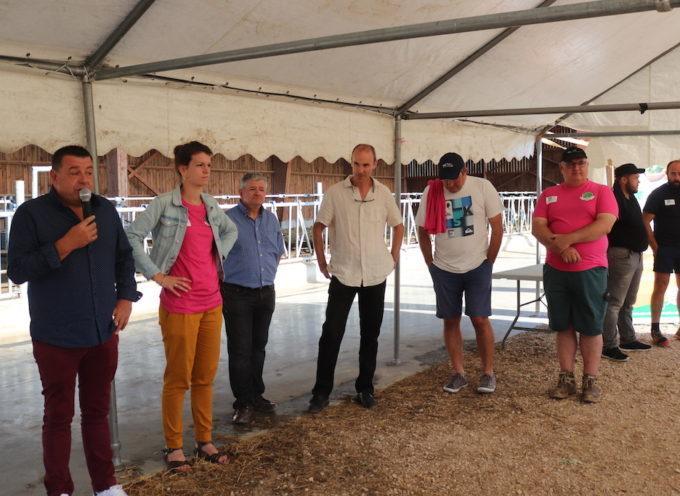 Saint-Médard : La Haute-Garonne enlève les olympiades des métiers du Service de remplacement Agricole
