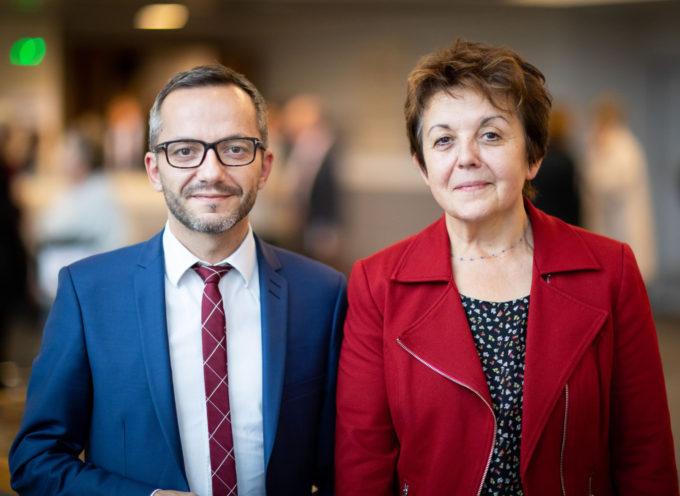 Permanences de Maryse VEZAT-BARONIA et Sébastien VINCINI