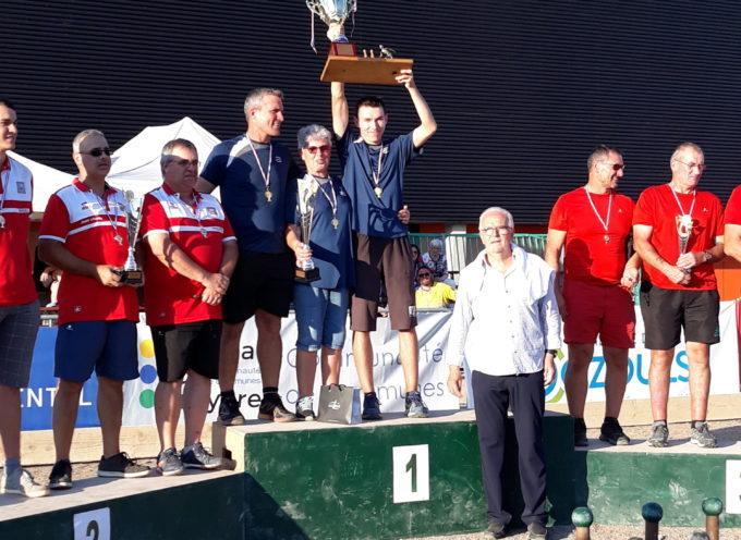 Ponlat Taillebourg : Quilles au maillet, honneur aux champions !
