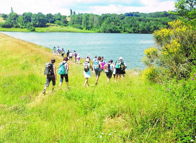 Cœur de Garonne : Des randonnées adaptées pour les plus de 60 ans