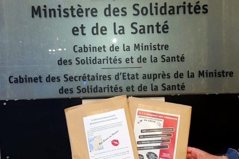 Les pétitions déposées au ministère
