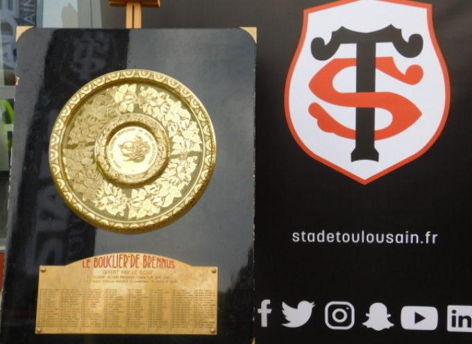 Le Stade Toulousain s'entraîne à Saint-Gaudens