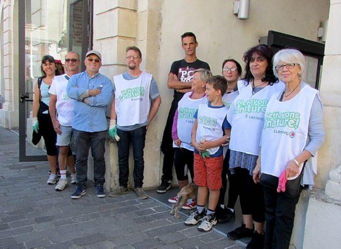 """Pays de Cazères : 230 participants et 4,5 tonnes de déchets ramassés lors de l'opération """"Nettoyons la Nature"""""""