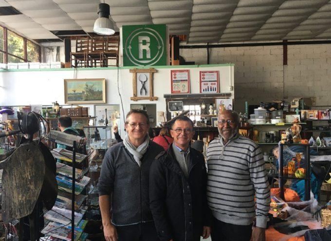 La Ressourcerie Recobrada à Cazères fête ses 4 ans