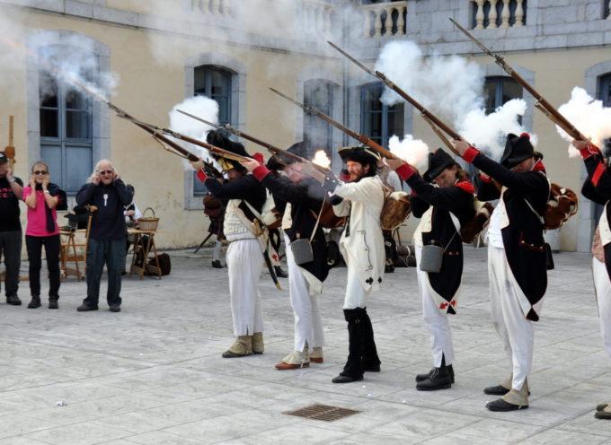 Bataille de Montréjeau : un public conquis !