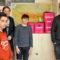 Montréjeau : Les Piles sont solidaires au collège