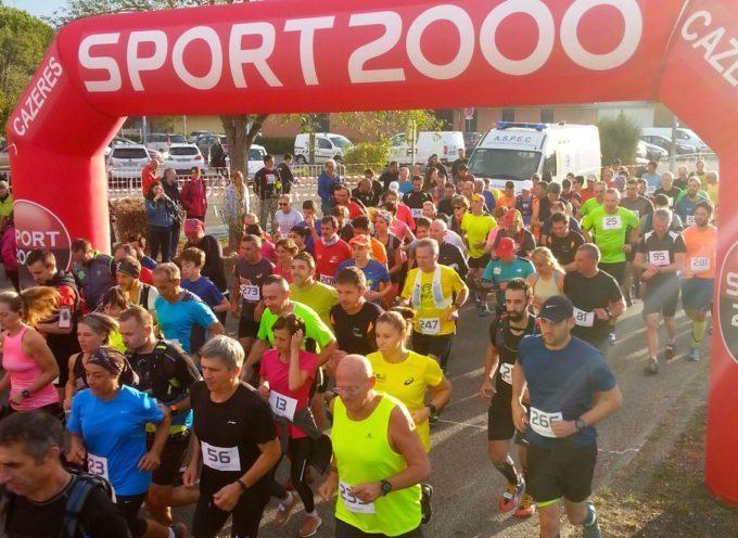 Trail Gaulois du Volvestre : Plus de 300 participants !