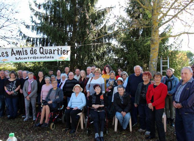 Montréjeau : Le pot automnal aux Amis de quartier