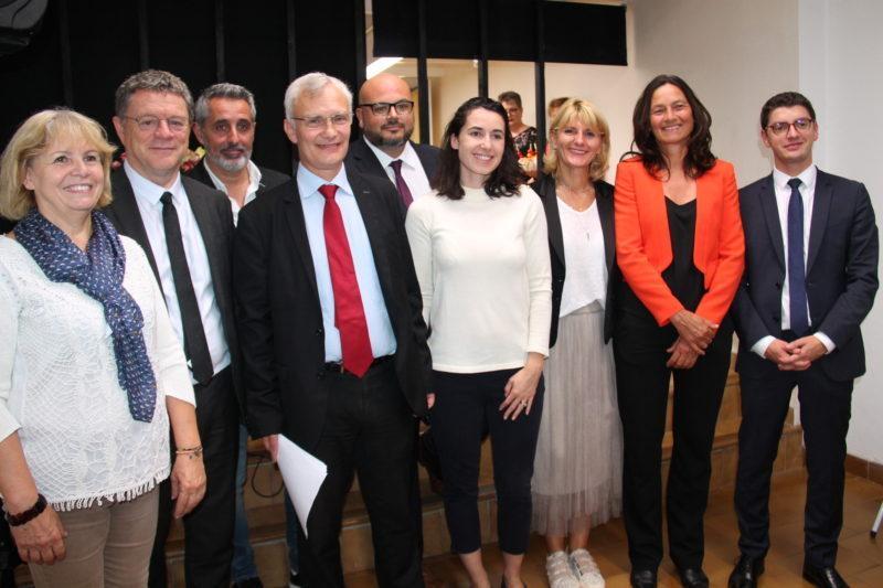 Les soutiens politiques de Laurent Mazuray