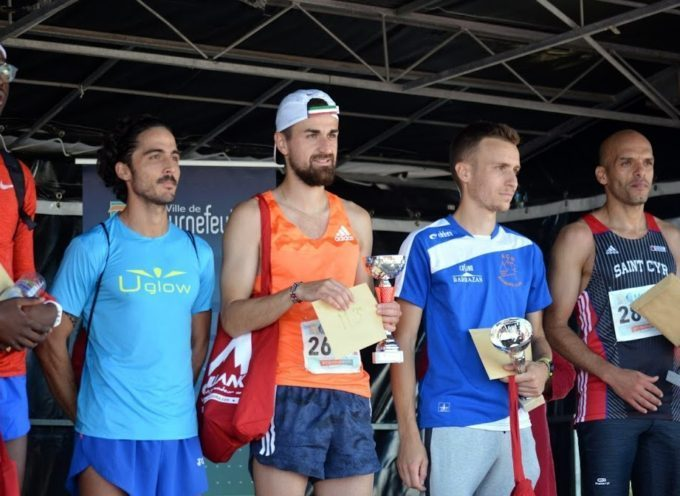 Athlétisme ACM : Matthieu Penza performe !
