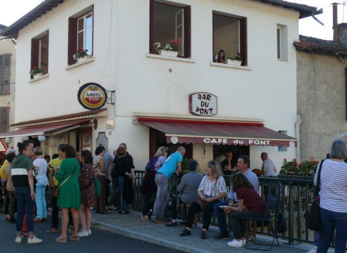 Vendredi, soirée musique au Café du Pont à Soueich