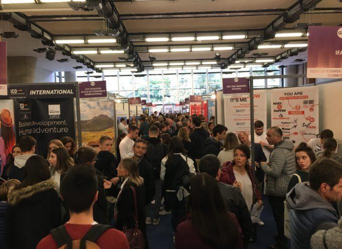 Toulouse accueille 3 salons d'orientation pour les lycéens et les étudiants