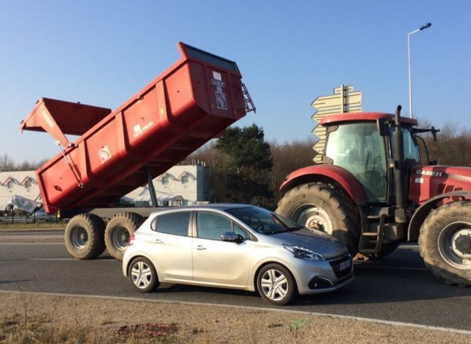 Des barrages filtrants à prévoir le mardi 8 octobre par les jeunes agriculteurs du 31 sur les routes du département!