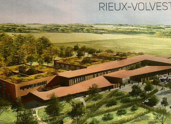 Rieux Volvestre : Construction d'une nouvelle maison d'accueil spécialisée dédiée aux personnes atteintes d'une maladie neuro-dégénérative.