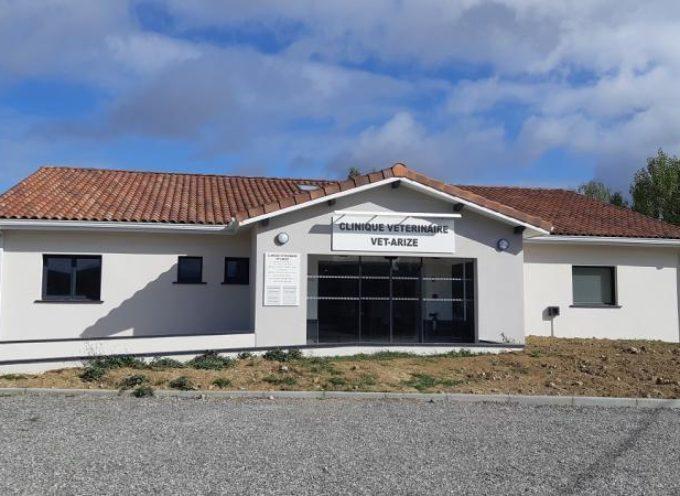 Vet-Arize, la nouvelle clinique vétérinaire de Montesquieu