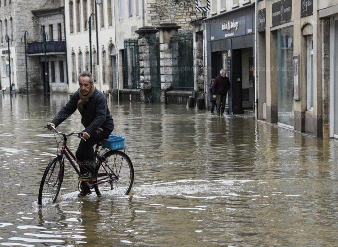 Avis de vigilance crues de niveau jaune pour 6 tronçons en Haute-Garonne