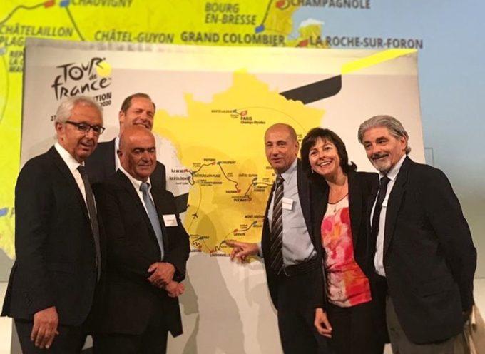 C'est officiel! Cazères accueillera la 8ème étape du Tour de France 2020