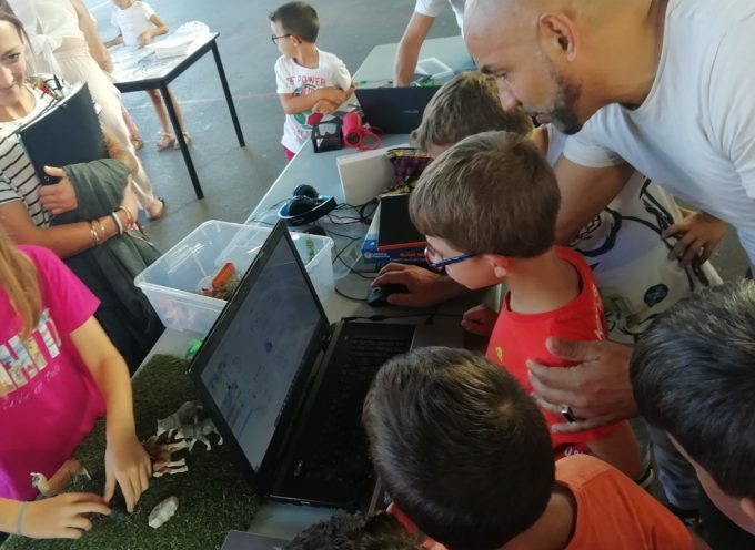 Cœur de Garonne sensibilise sur l'outil numérique