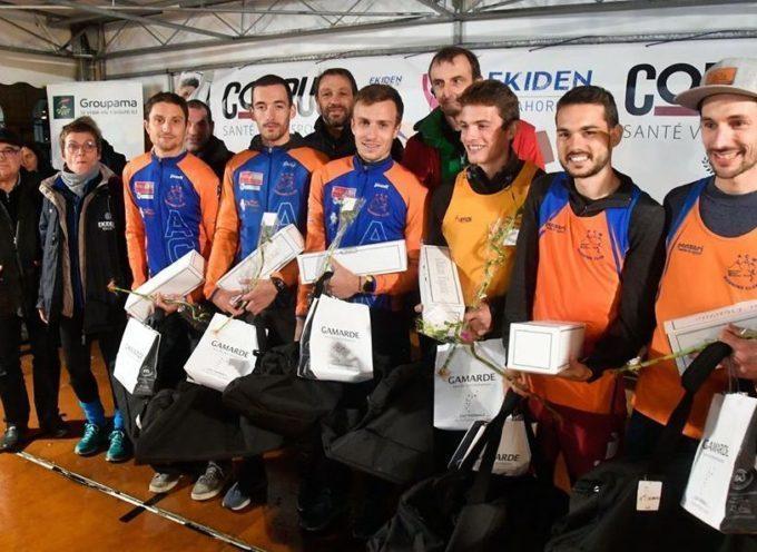 Athlétisme : « Les Enfileurs de Perles de l'ACM » vainqueurs de l'Ekiden de Cahors