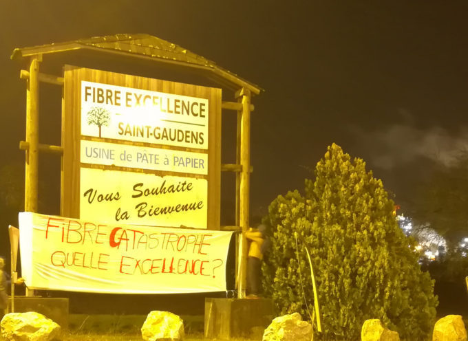 La Cellulose de Saint-Gaudens inquiète la population!