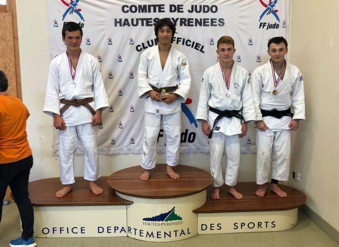 Les judokas martrais en progrès