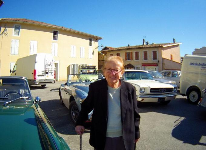 Saint Plancard : Andrée Angla n'est plus