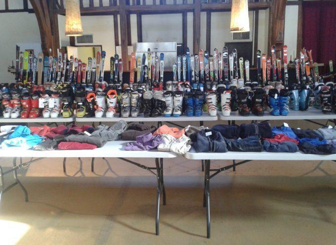 Bourse aux skis à LUCHON