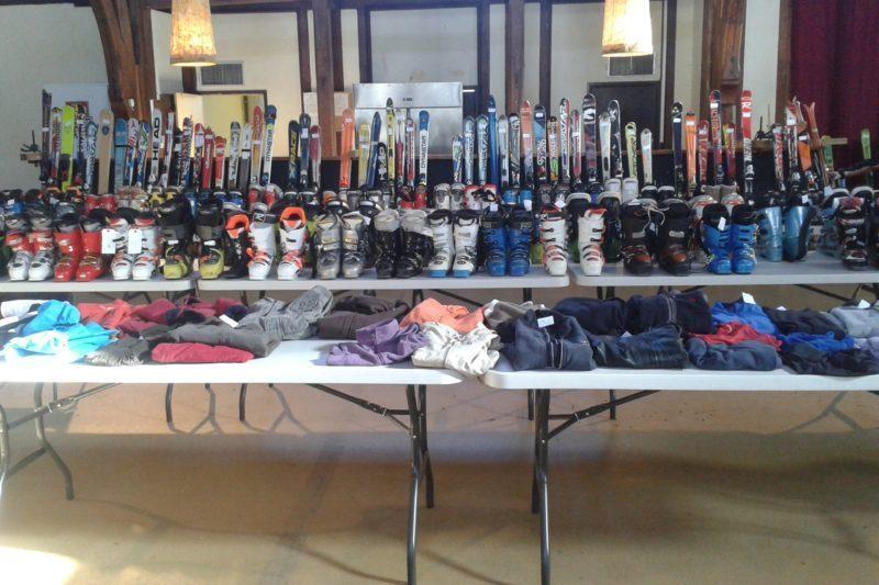 Bourse aux skis Luchon