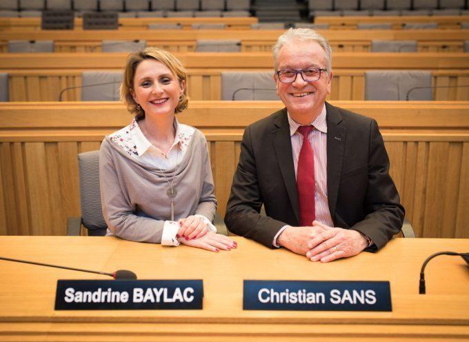 Permanences de Sandrine Baylac et Christian Sans – Novembre 2019
