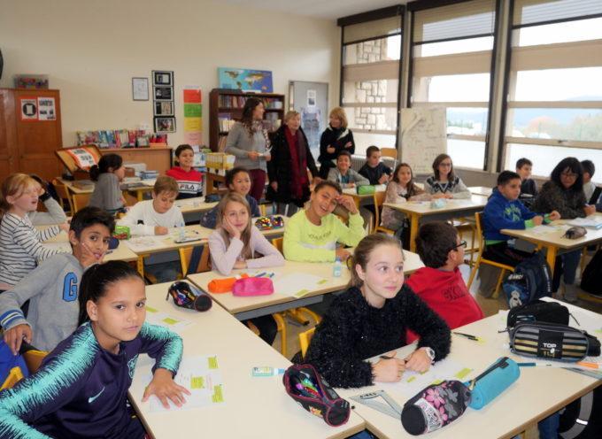 Montréjeau : Du bois local pour ma classe