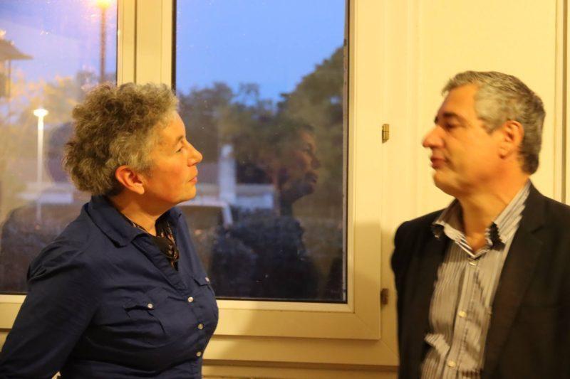 Echange de points de vue avec la représentante du DAL Toulouse