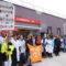 Sortie de grève à l'hôpital de Saint-Gaudens