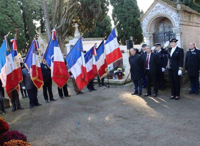 Muret : Hommage au Maréchal Niel en ce 11 novembre